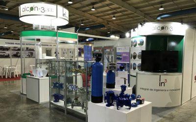 ALCON-3 S.L. busca nuevas oportunidades en Ferias Internacionales de Negocios